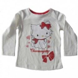 T-shirt manches longues Charmmy Kitty