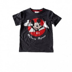 T-shirt manches courtes Disney Mickey